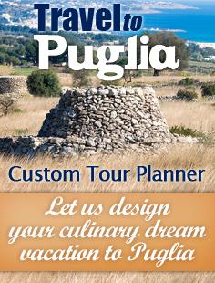 Travel to Puglia - Custom tour planner