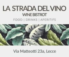 La Strada del Vino Wine Bistrot